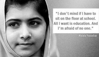 Alif Laila Book Society & IBBY Pakistan support Malala Yousfzai