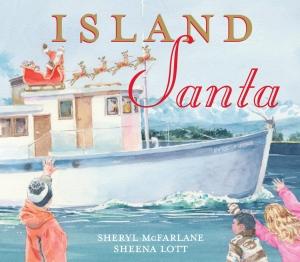 Island Santa cover