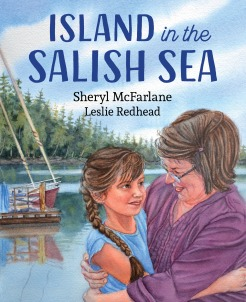Preorder Island in the Salish Sea